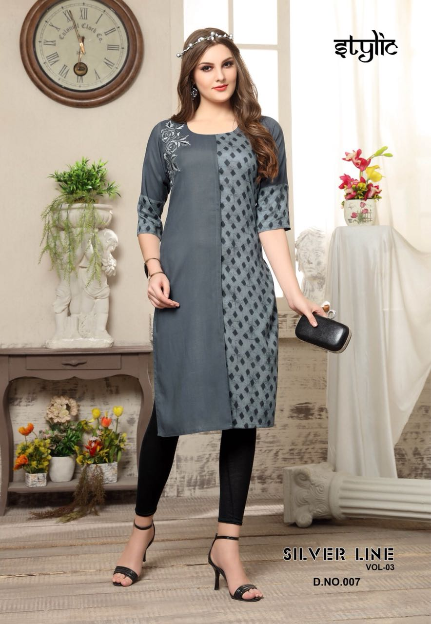 Stylic Silver Line Vol 3 collection 9