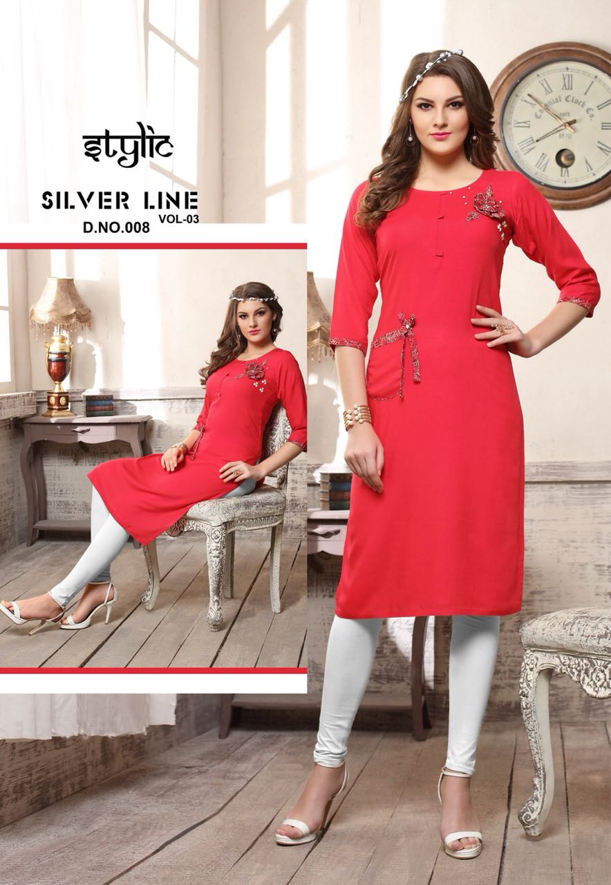 Stylic Silver Line Vol 3 collection 3