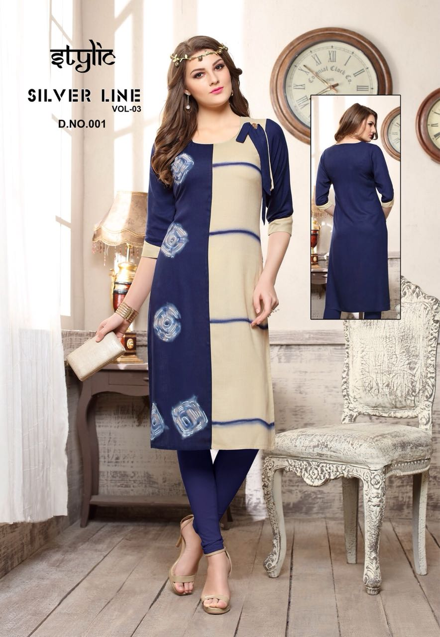 Stylic Silver Line Vol 3 collection 5