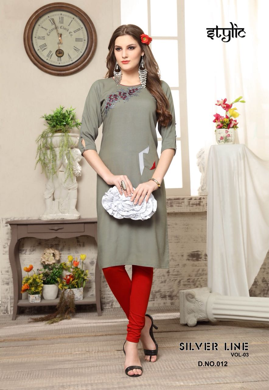 Stylic Silver Line Vol 3 collection 11