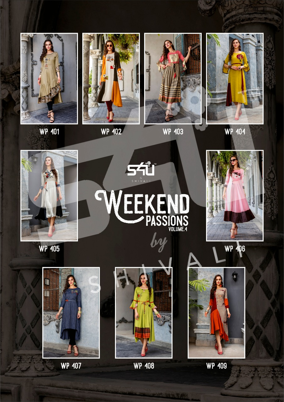 S4U Weekend Passion Vol 4 collection 4