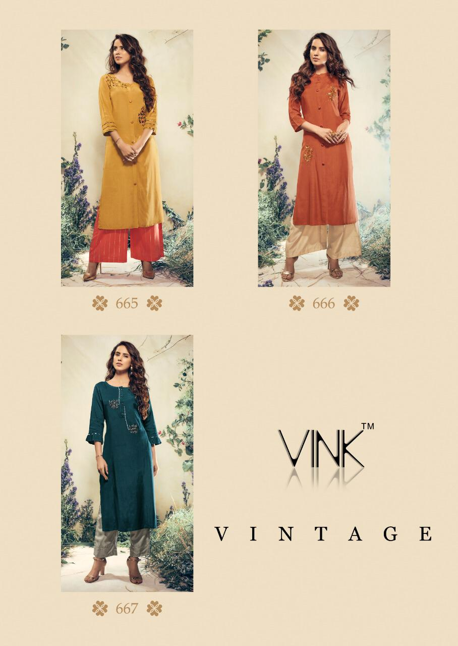 Vink Vintage collection 7