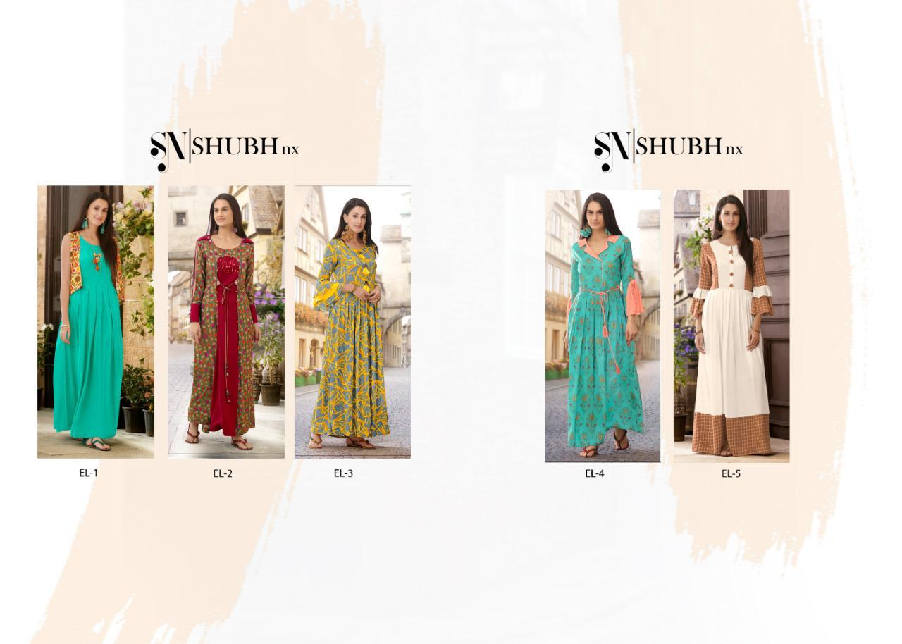 Shubh Nx Alexi collection 1