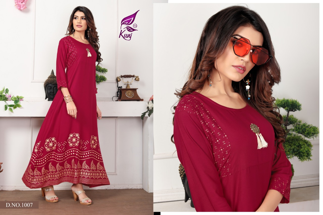 Kunj Goldy 1 collection 2