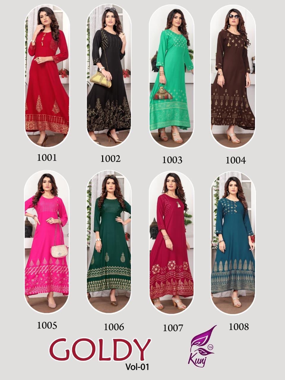 Kunj Goldy 1 collection 9