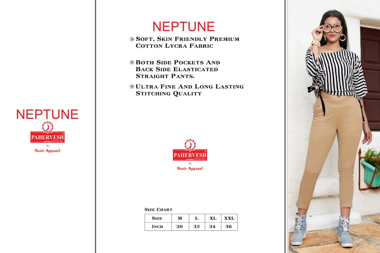 Pahervesh Neptune collection 10