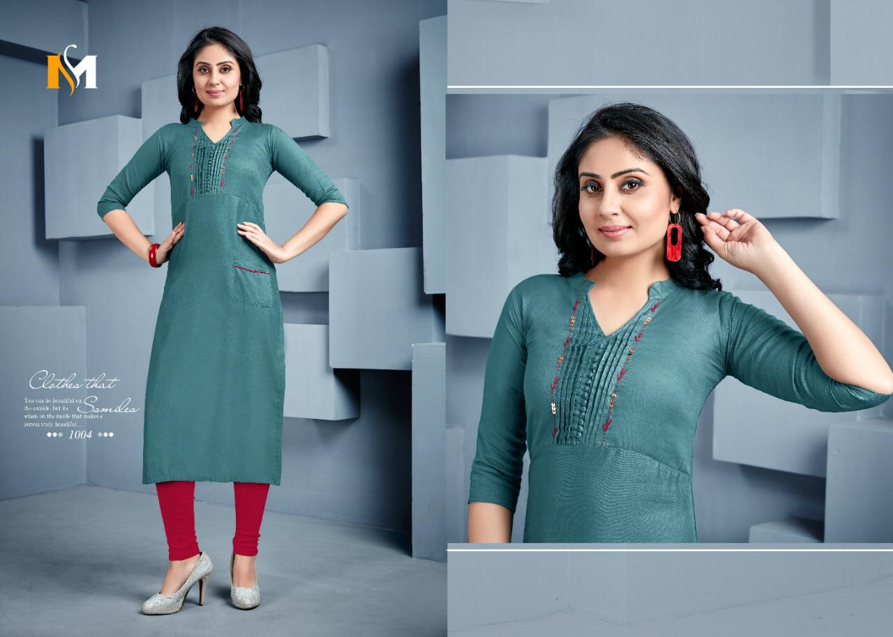 Meerali Swara Exclusive New Designer Kurtis Collection collection 5