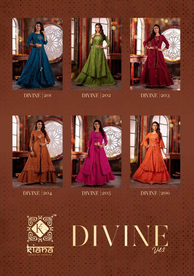 Kiana Divine 2 collection 3