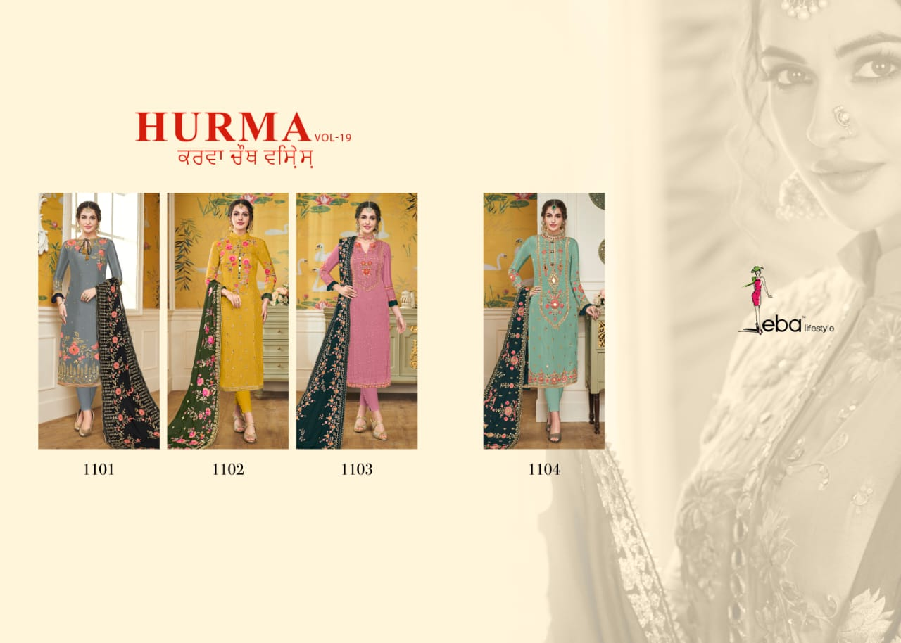 Eba Life Style Hurma Vol 19 collection 1