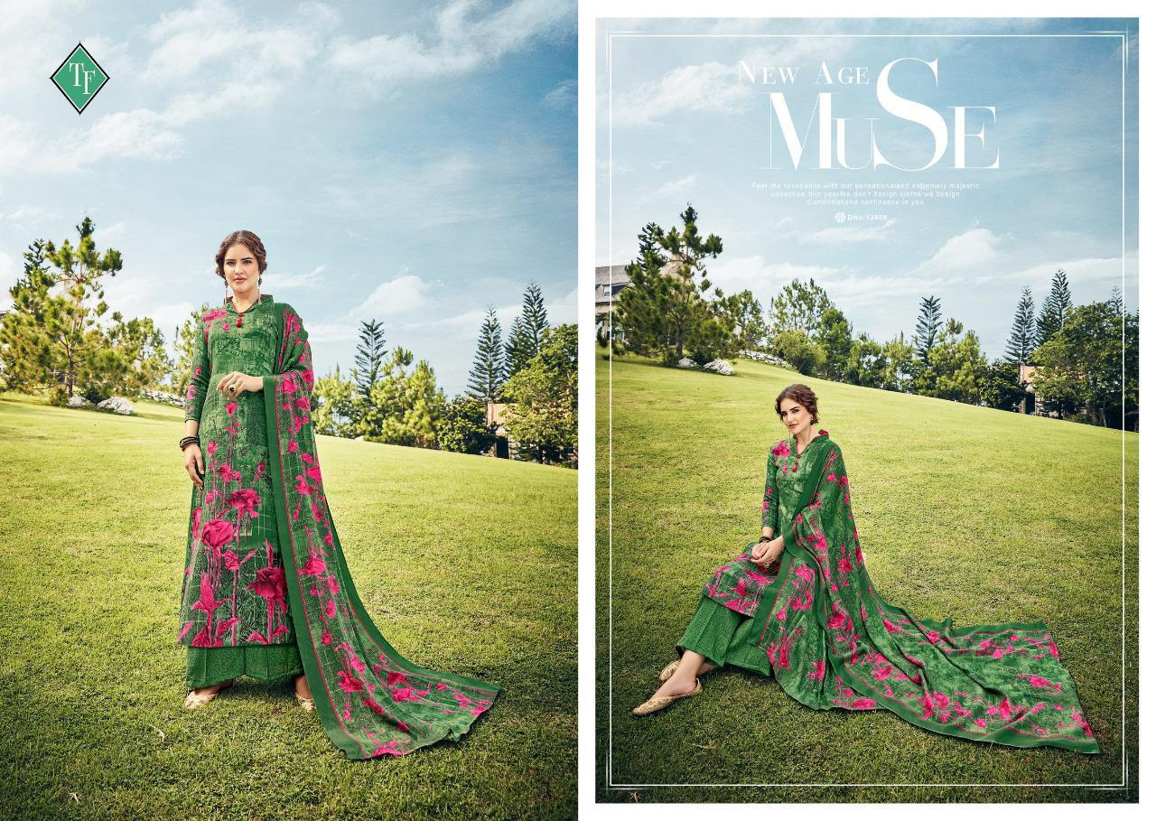 Tanishk Fashion Woolen Culture collection 2