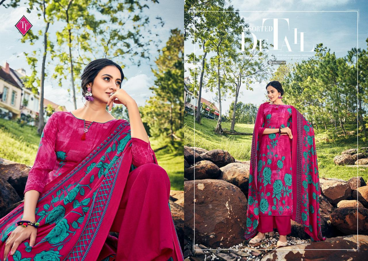 Tanishk Fashion Woolen Culture collection 1