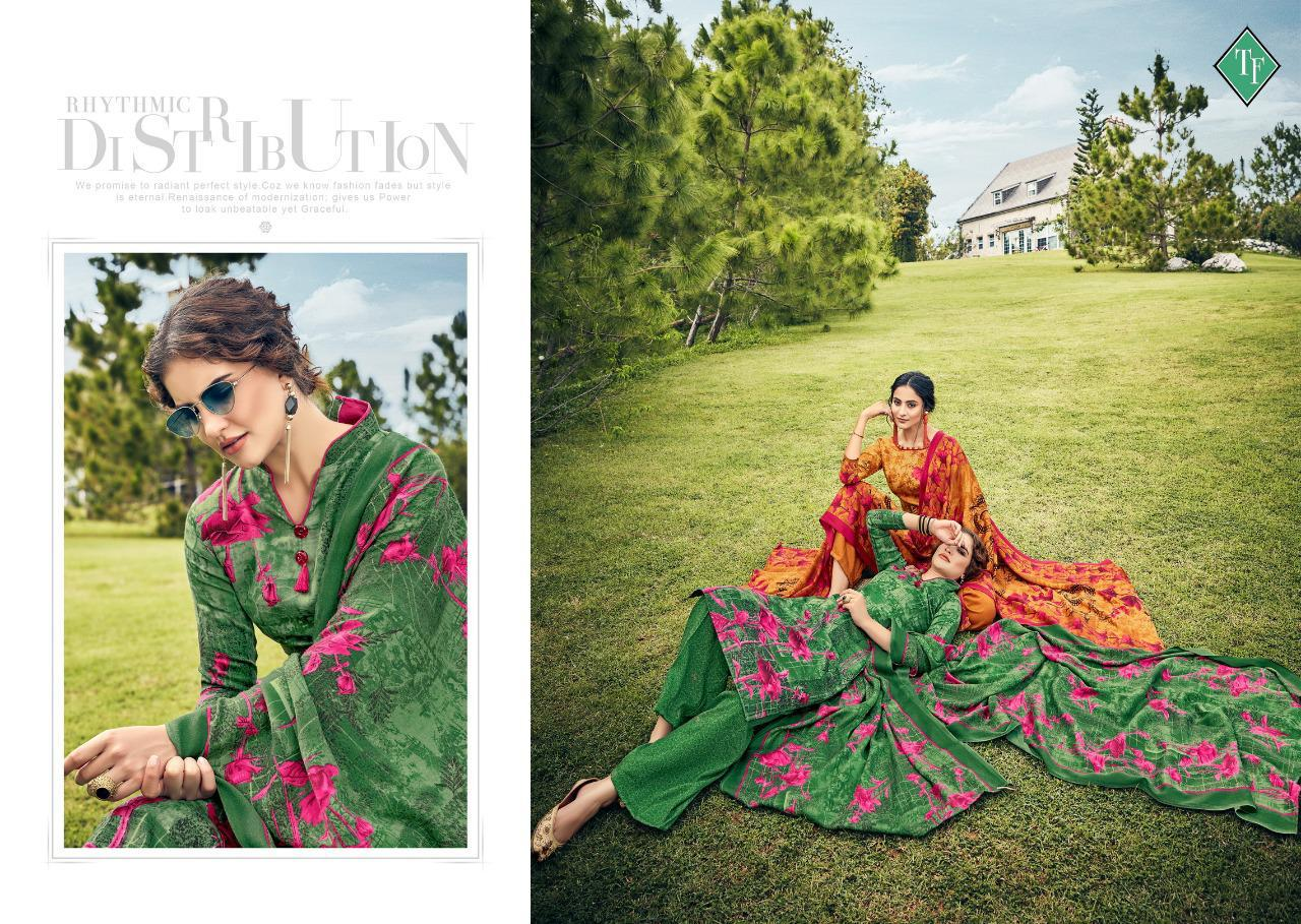 Tanishk Fashion Woolen Culture collection 5