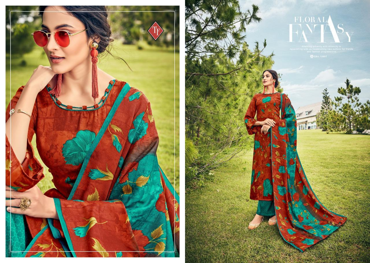Tanishk Fashion Woolen Culture collection 4