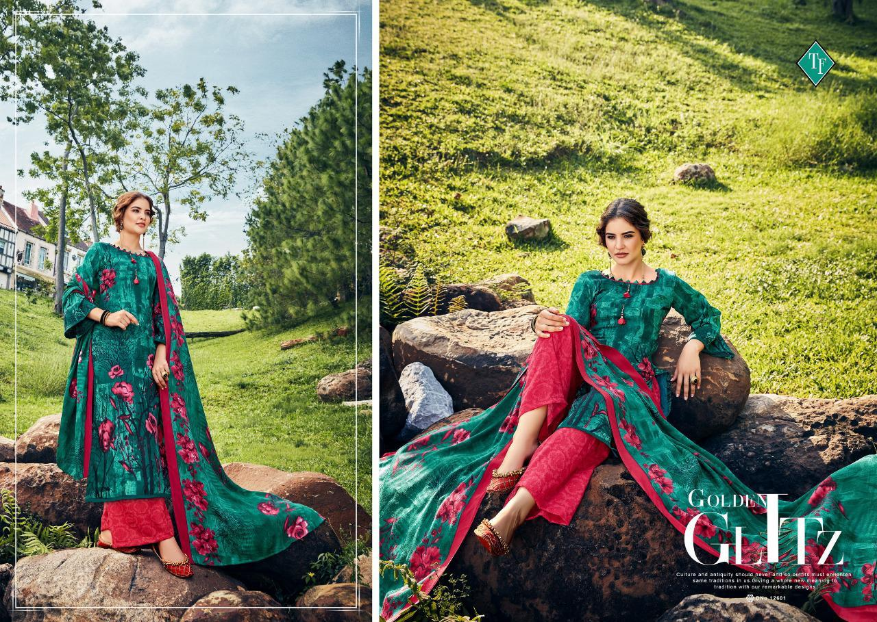 Tanishk Fashion Woolen Culture collection 9