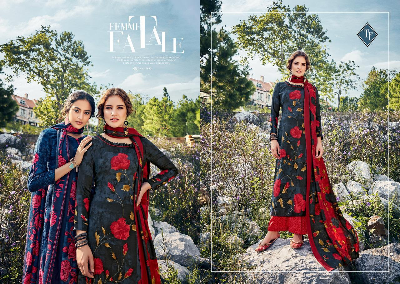 Tanishk Fashion Woolen Culture collection 8