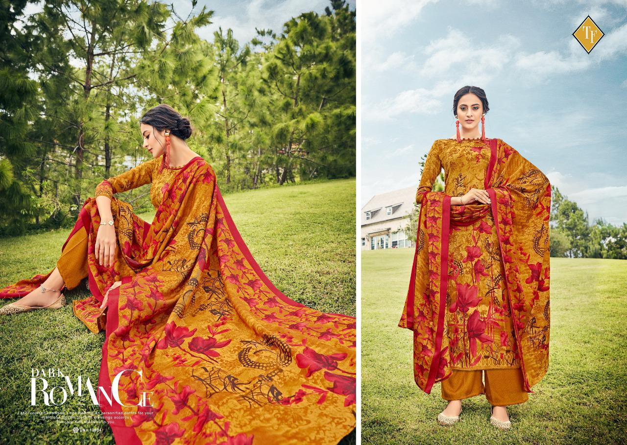 Tanishk Fashion Woolen Culture collection 6