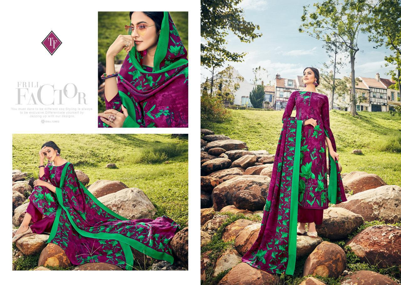 Tanishk Fashion Woolen Culture collection 10