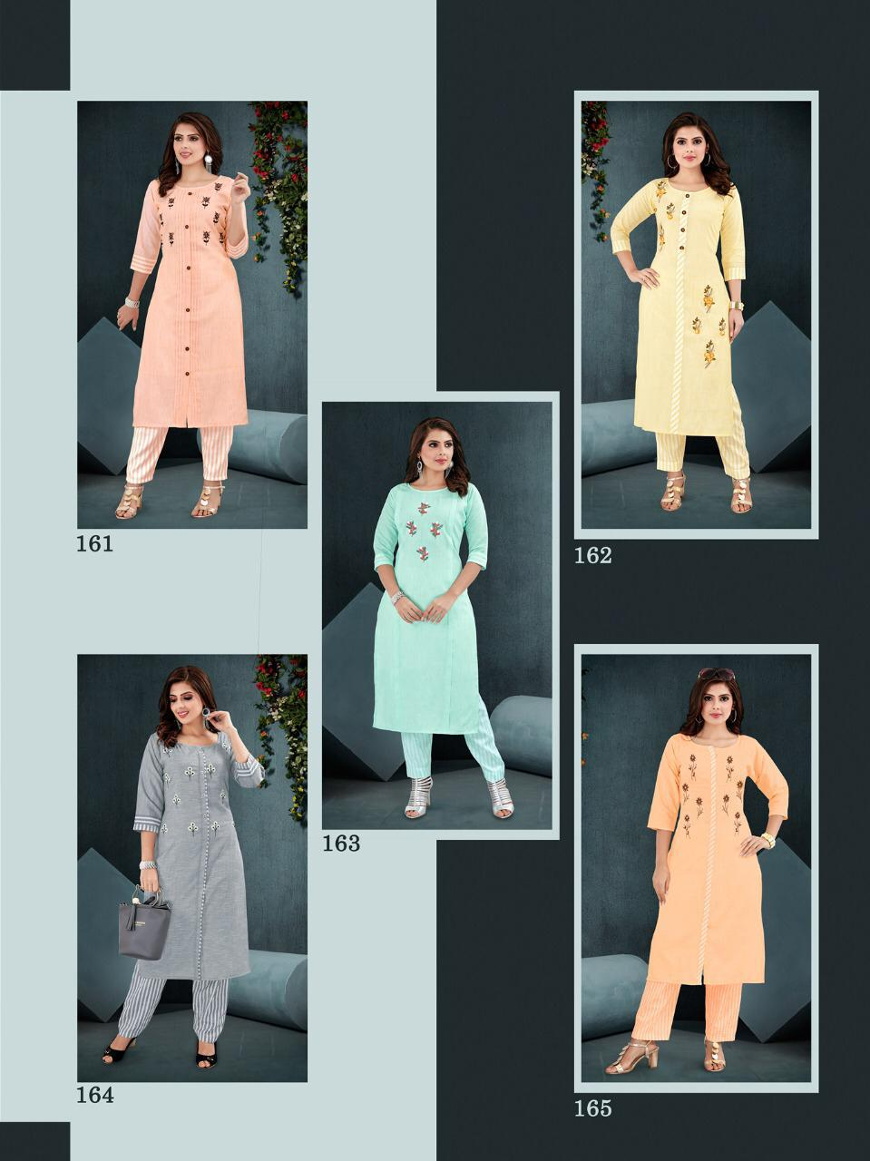 Meerali Sparrow collection 6
