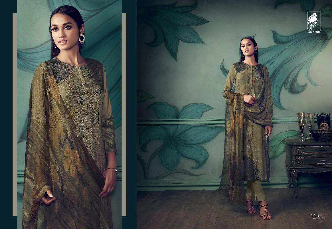 Sahiba Path Strokes collection 6