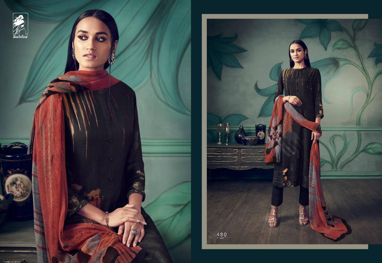 Sahiba Path Strokes collection 2