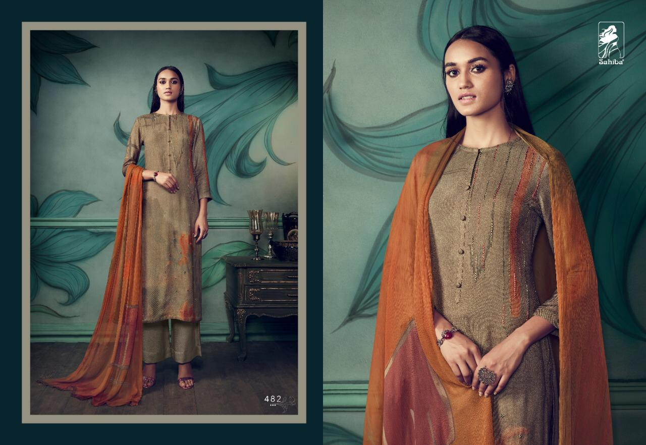 Sahiba Path Strokes collection 8