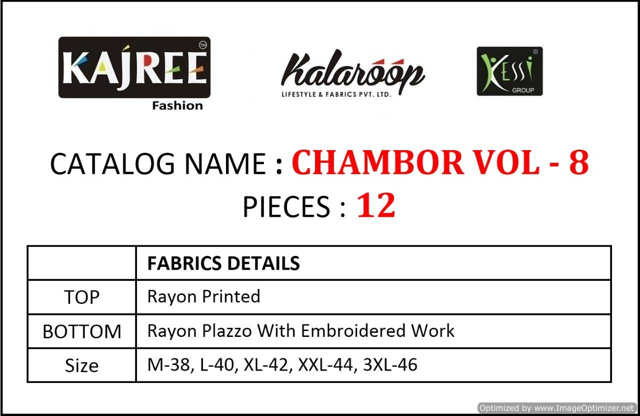 Kajree Chambor 8 collection 9