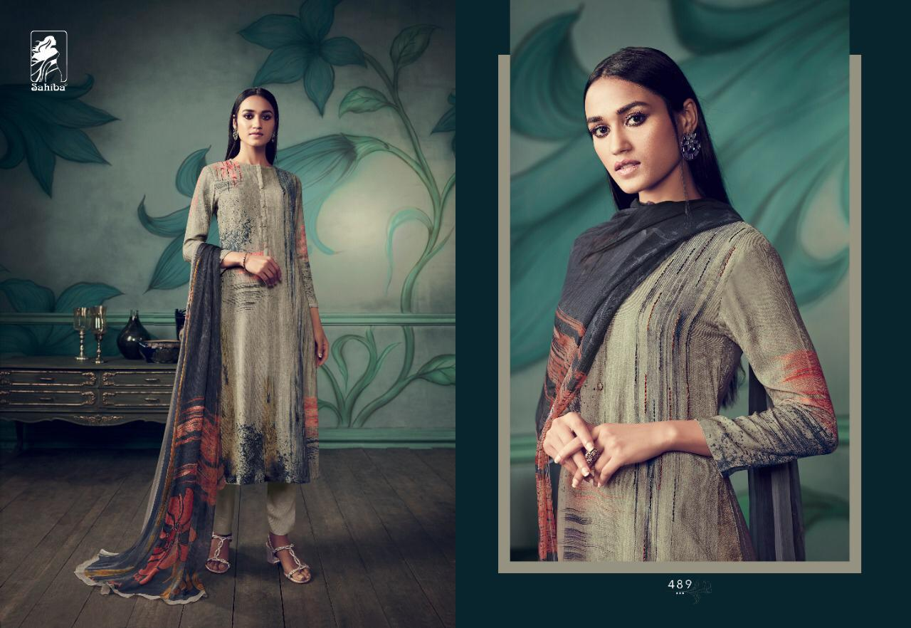 Sahiba Path Strokes collection 7