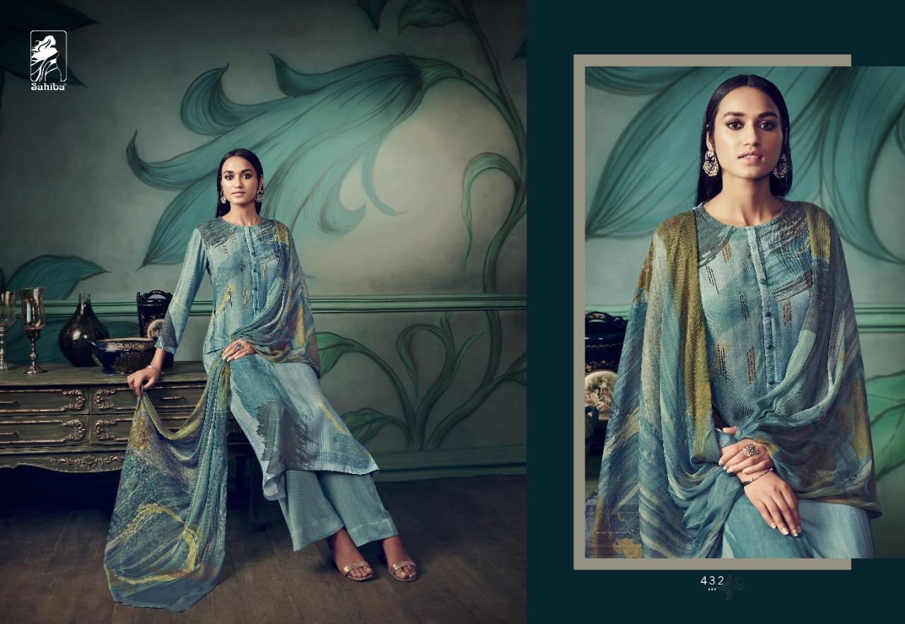 Sahiba Path Strokes collection 5