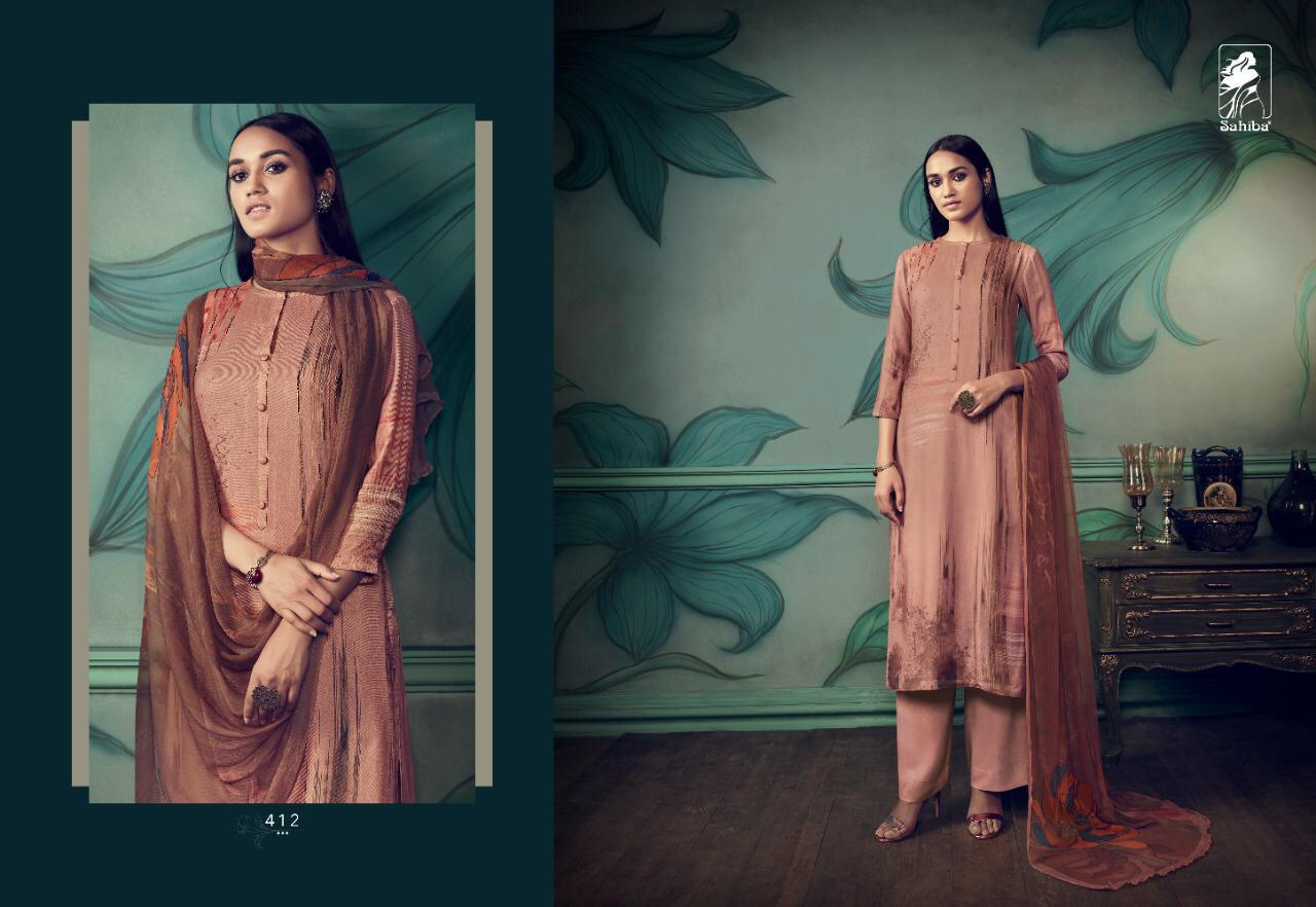 Sahiba Path Strokes collection 13