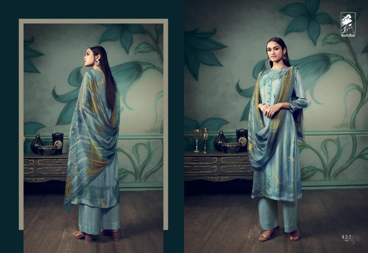 Sahiba Path Strokes collection 1