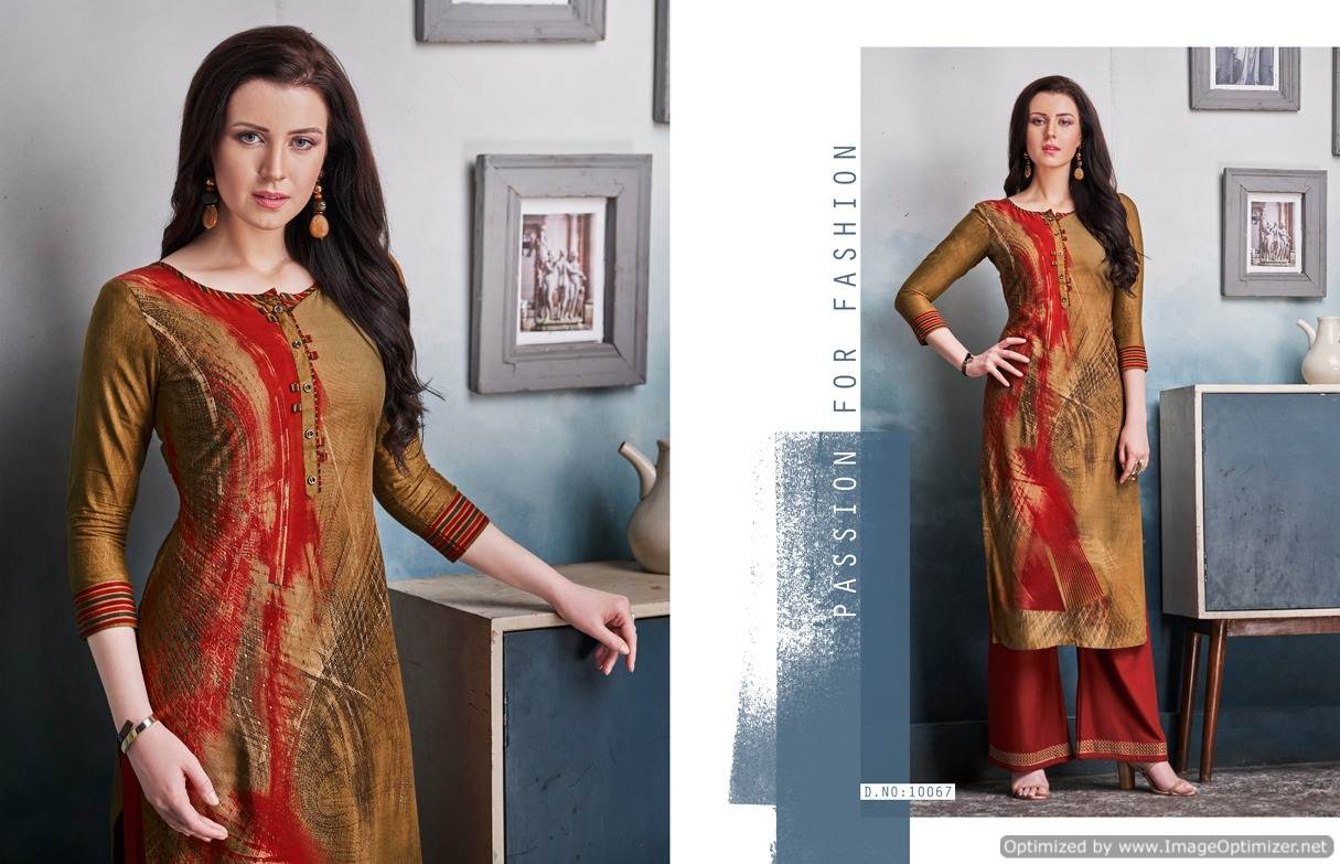 Kajree Chambor 8 collection 1