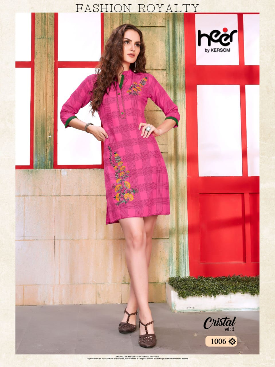 Heer Cristal 2 collection 8