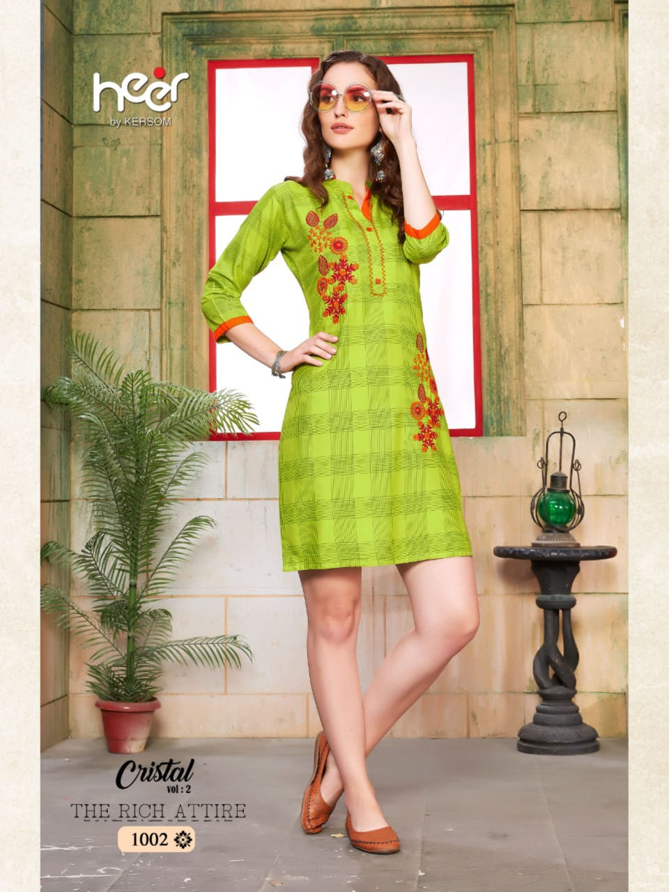 Heer Cristal 2 collection 2
