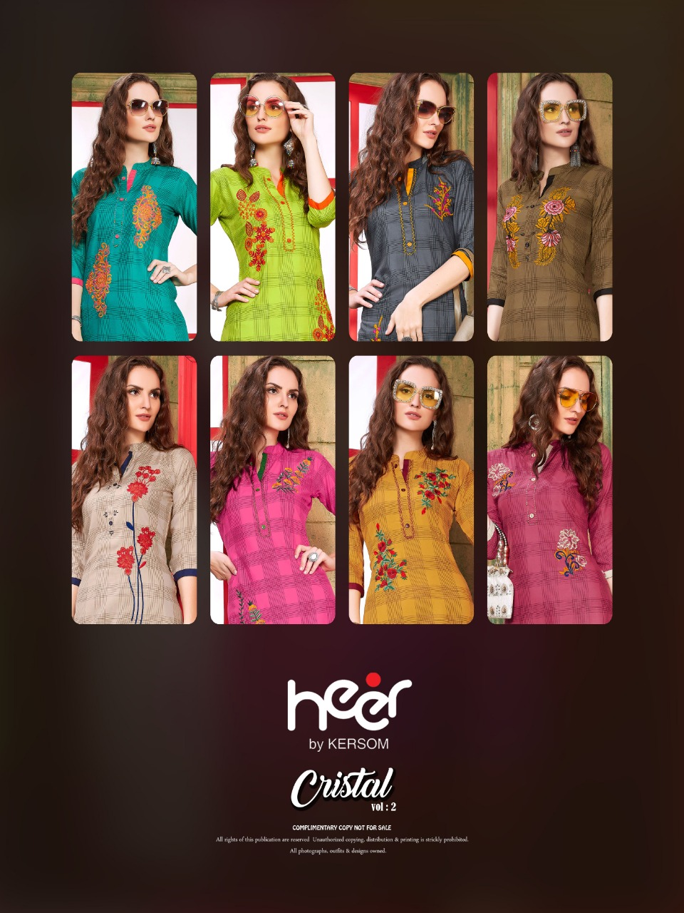 Heer Cristal 2 collection 3