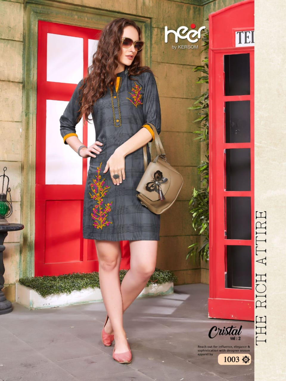 Heer Cristal 2 collection 6