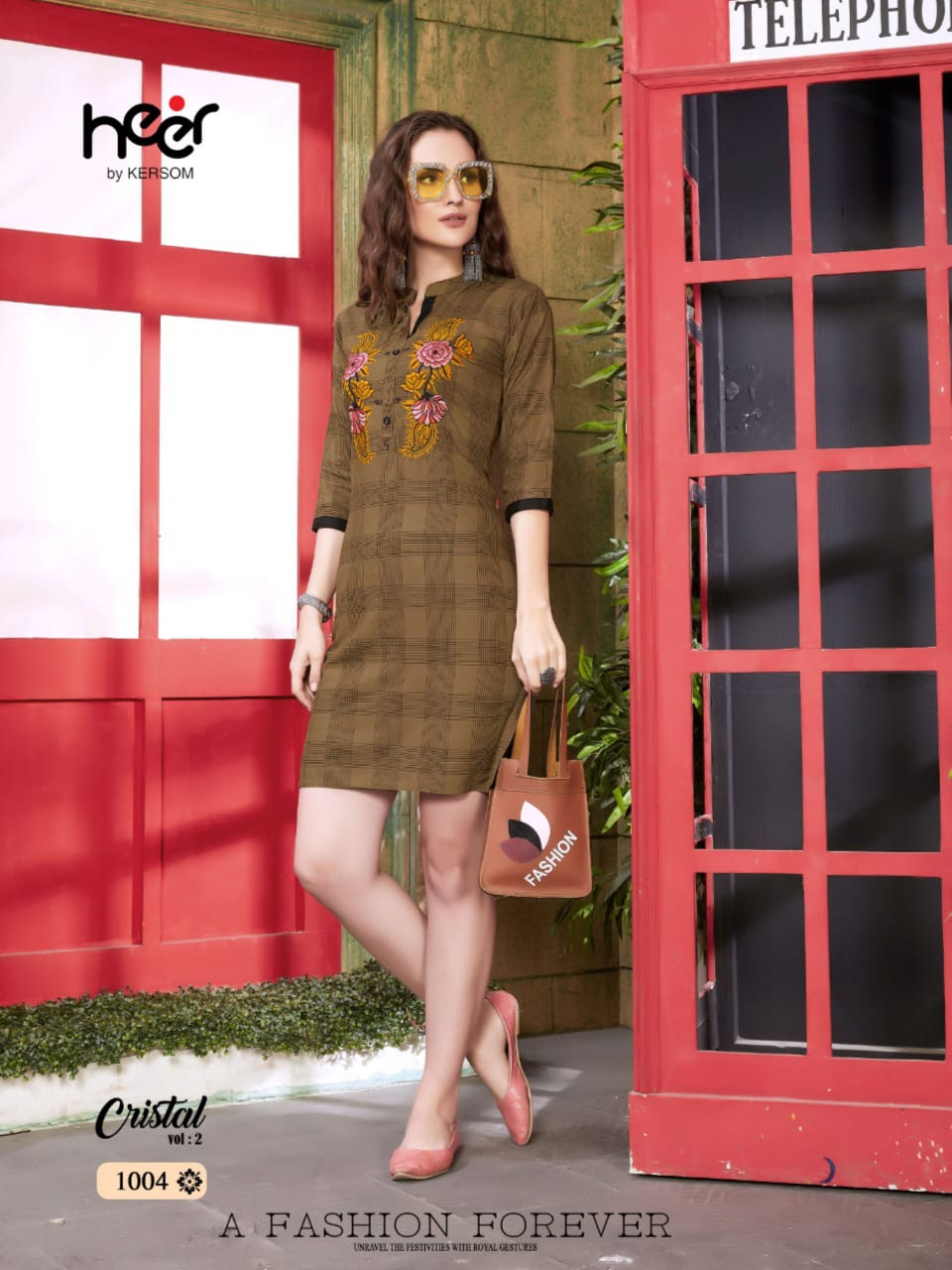 Heer Cristal 2 collection 1