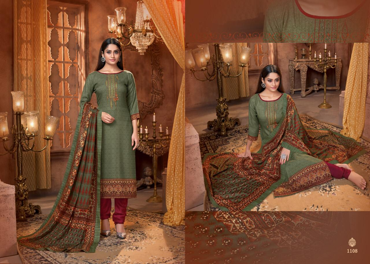 Mrigni Pashmina Collection collection 6