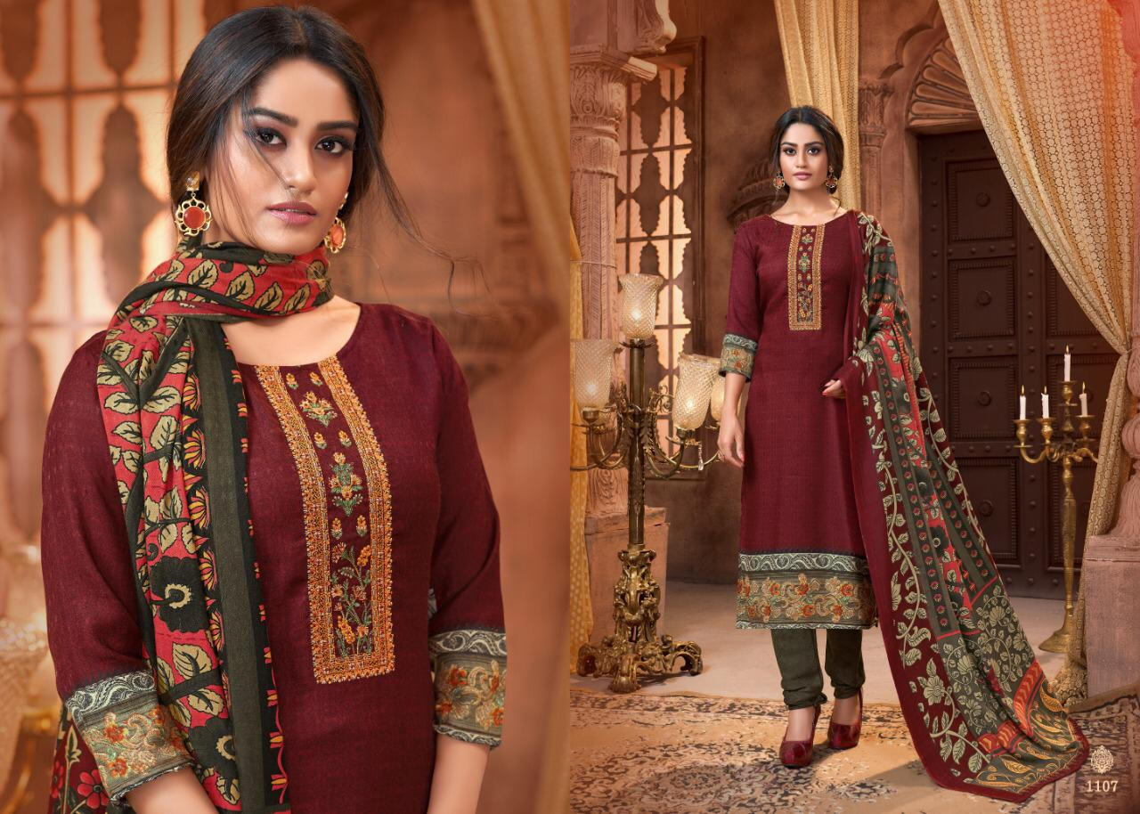 Mrigni Pashmina Collection collection 7