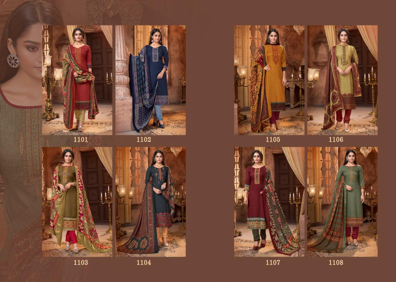 Mrigni Pashmina Collection collection 9