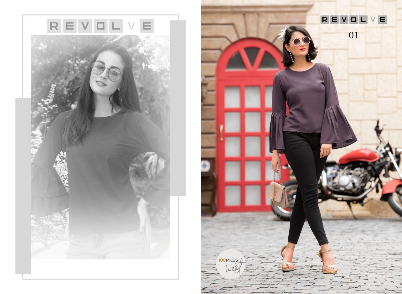 100 Miles Revolve collection 1