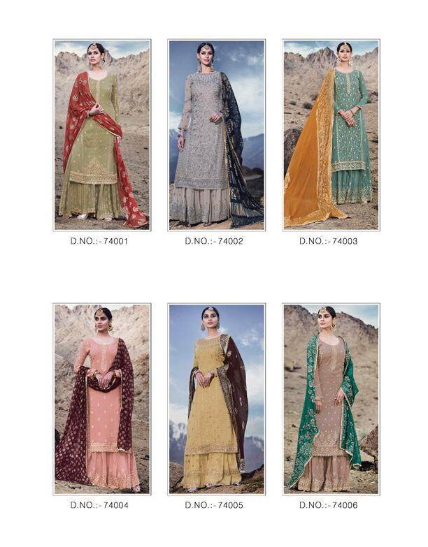 Mohini Glamour 74 collection 6