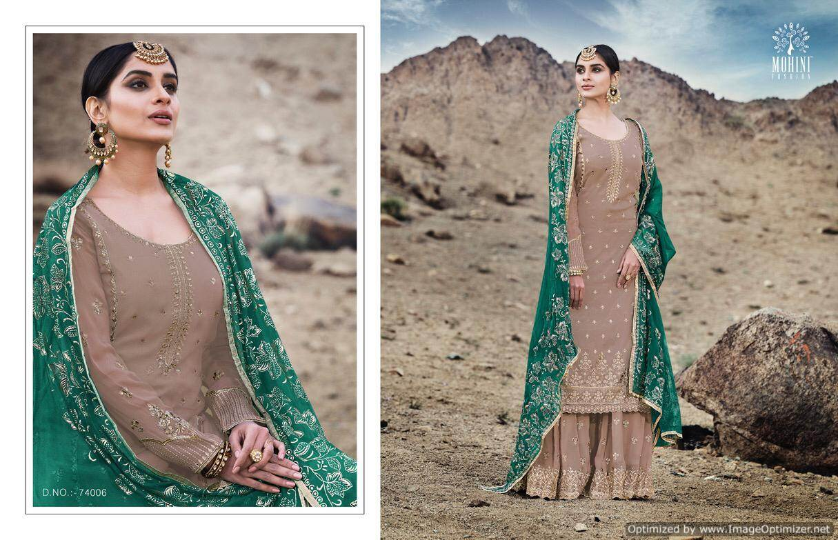 Mohini Glamour 74 collection 8