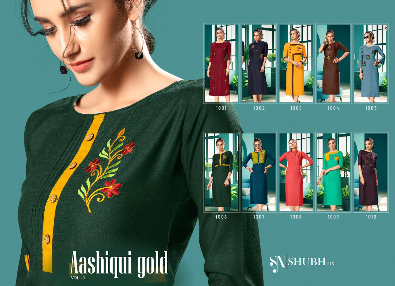 Shubh Nx Aashiqui Gold Vol 3 collection 11