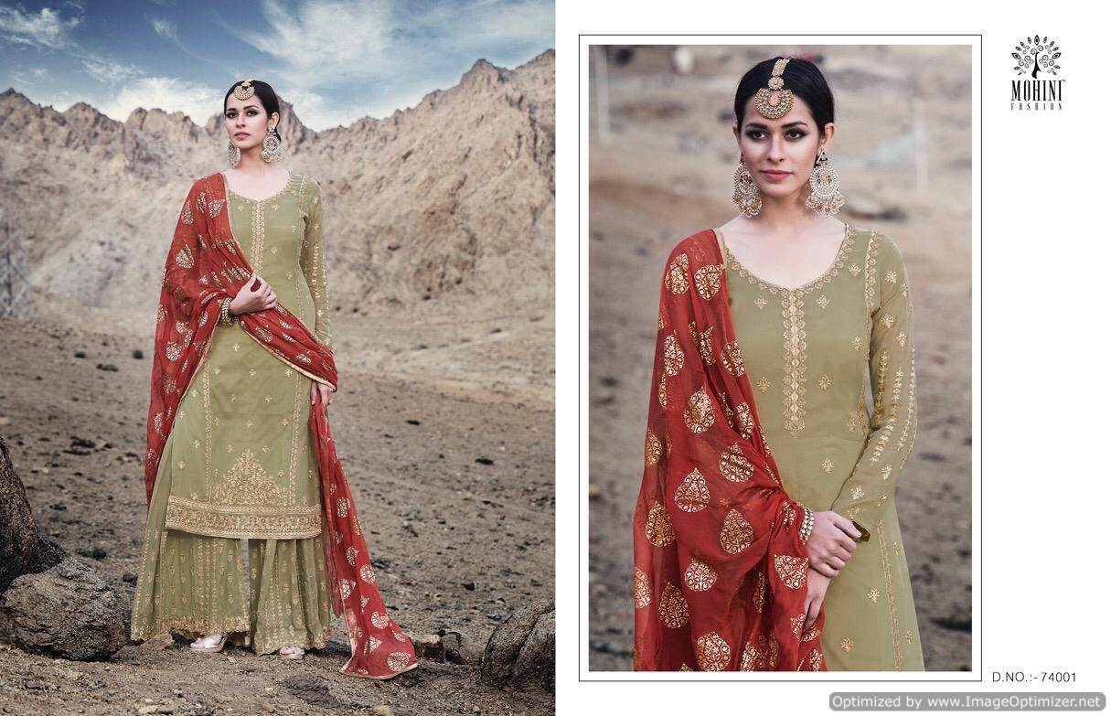 Mohini Glamour 74 collection 2