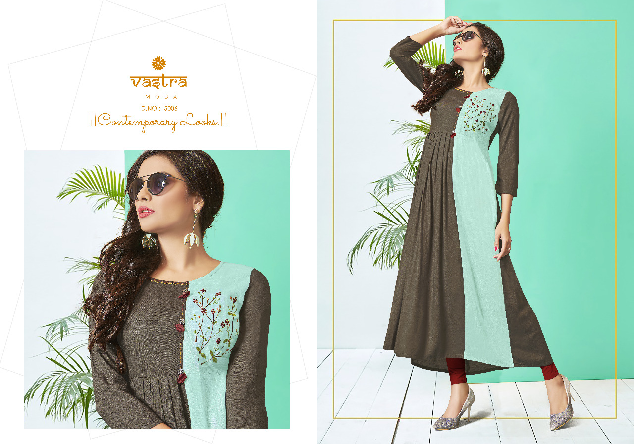 Vastra Moda Kayra 1 collection 6