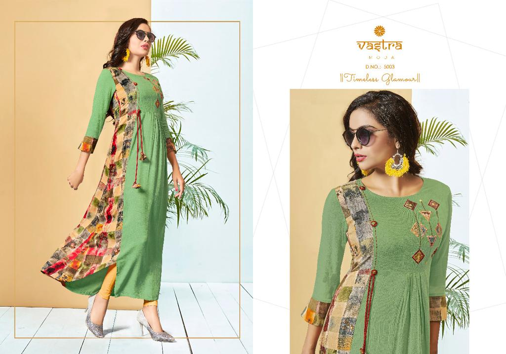 Vastra Moda Kayra 1 collection 2