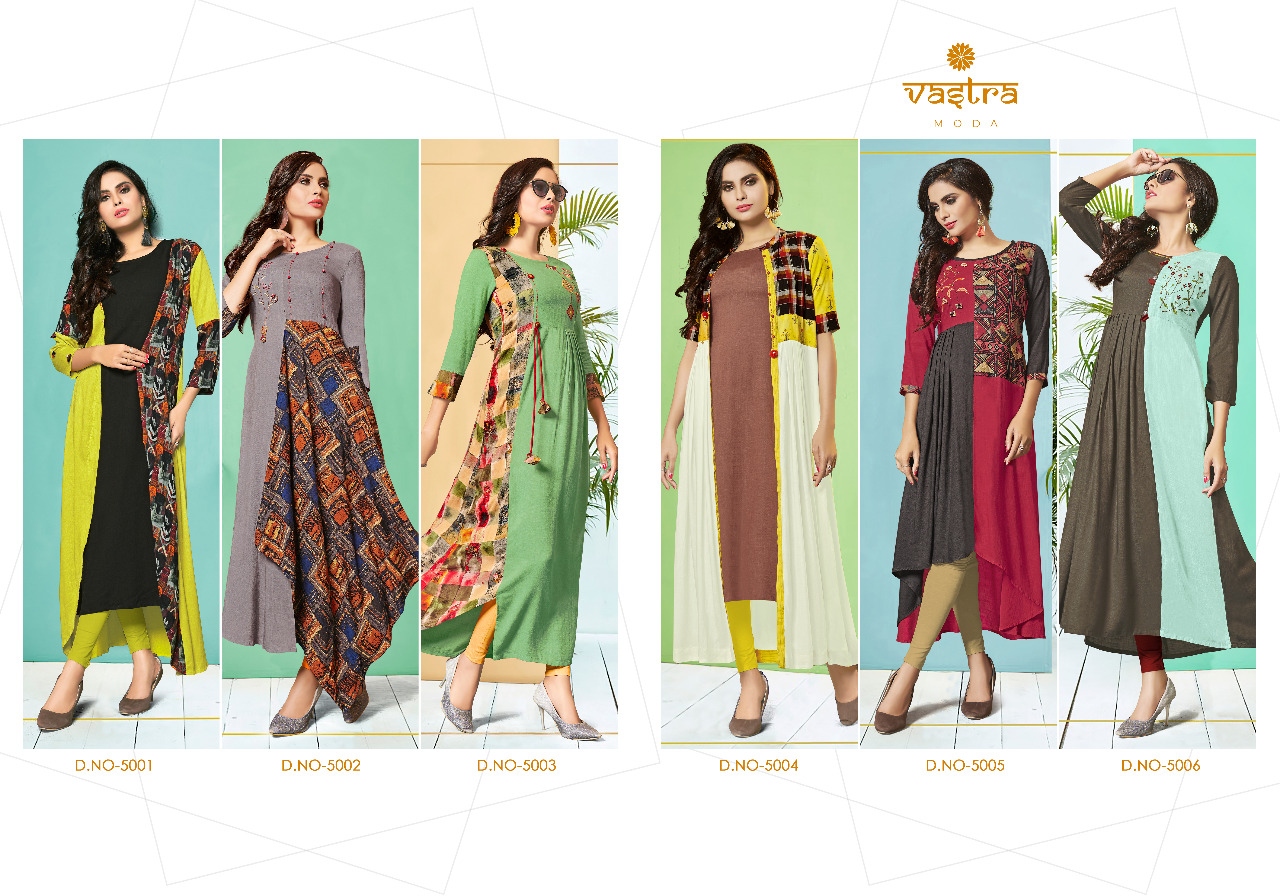 Vastra Moda Kayra 1 collection 5