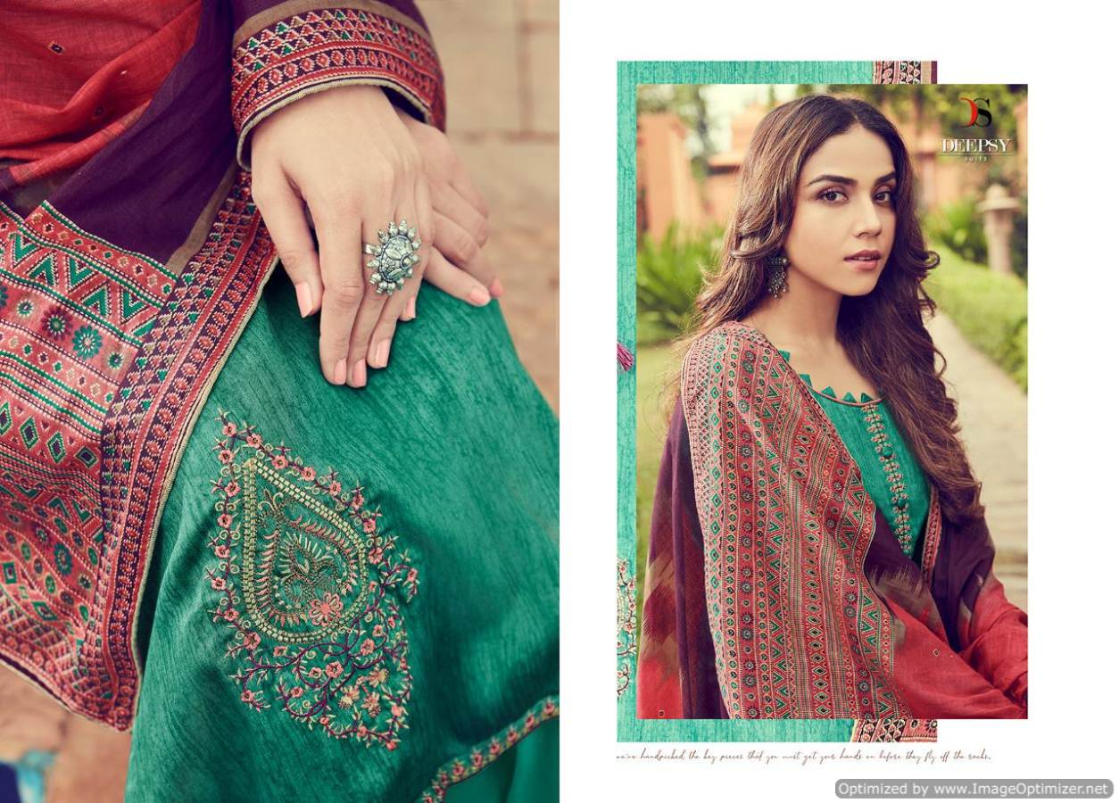 Deepsy Panghat 6 Pashmina Shawl Dupatta Winter Collection collection 7