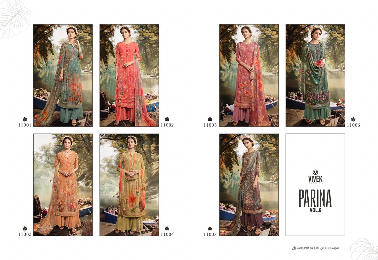 Vivek Parina Vol 6 collection 5