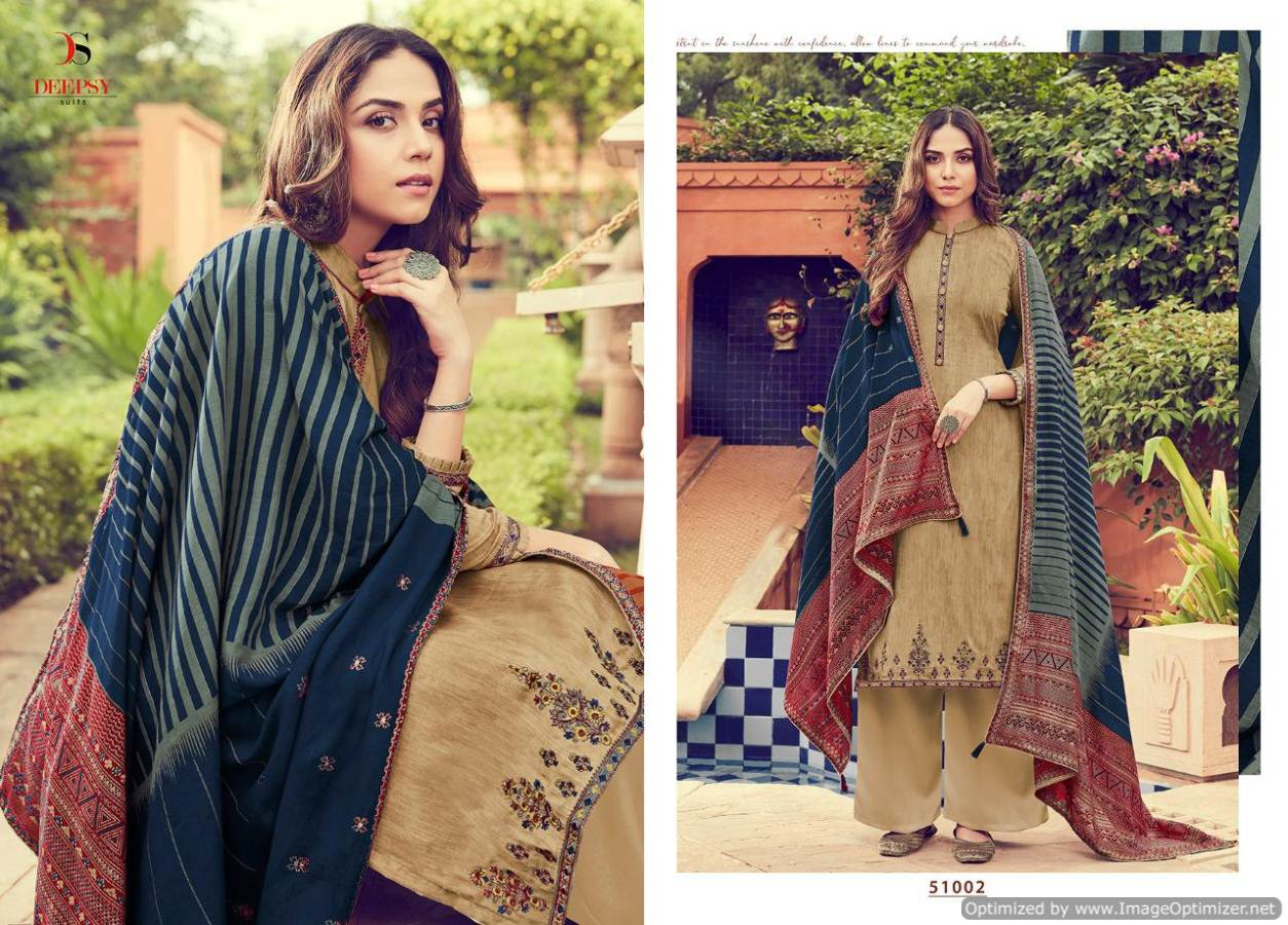 Deepsy Panghat 6 Pashmina Shawl Dupatta Winter Collection collection 11